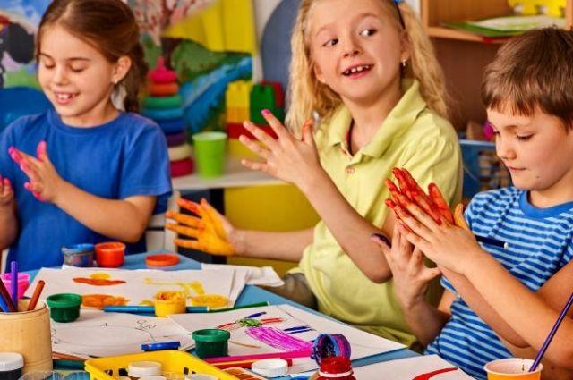 В Киеве заработал первый в Украине детский сад онлайн: расписание