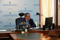Сергей Ямкин представил отчет о работе парламента в 2019 году