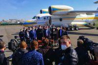 В Украину вернулись врачи, боровшиеся с короновирусом в Италии