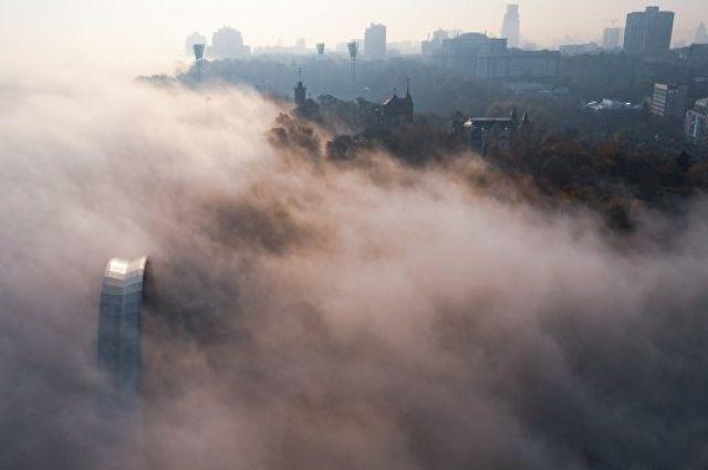 В воздухе Киева повысилось содержание вредных веществ, - Укргидрометцентр