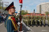В этом году оренбуржцы не увидят праздничного шествия в честь Дня Победы, и акция «Бессмертный поле» пройдёт в другом формате.