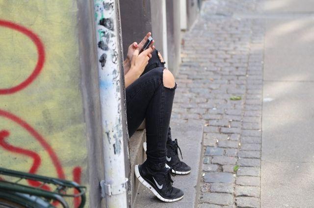 В Тюмени полиция контролирует нахождение на улицах несовершеннолетних