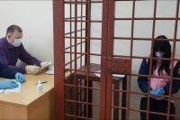 Оренбурженку, избившую маленького сына, отправили в СИЗО.
