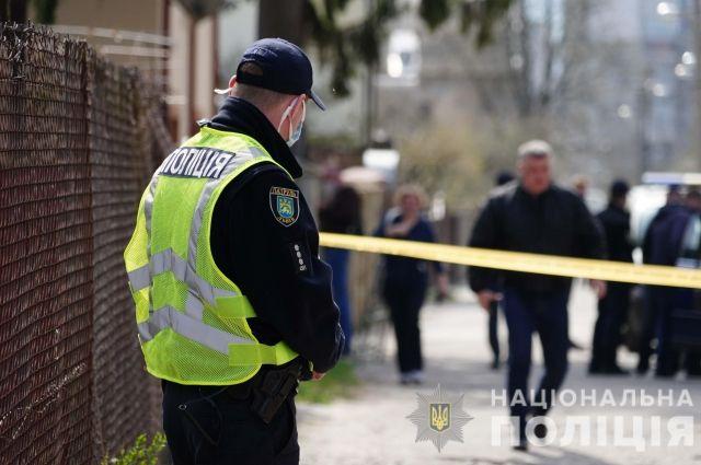 В Кривом Роге избили полицейского за замечание о нарушение карантина