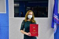 Тюменские медики получили награды за работу по борьбе с коронавирусом