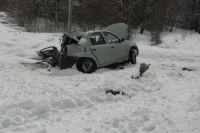 Мужчина скончался на месте ДТП до приезда скорой помощи.