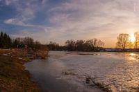 В Тюменской области не прогнозируют подтоплений населенных пунктов от рек