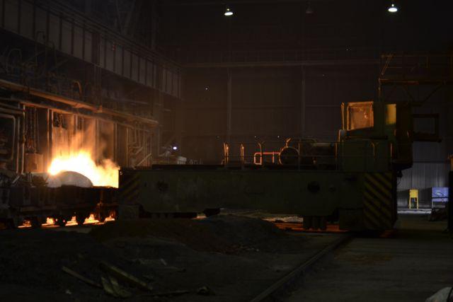 Украина снизила производство стали и чугуна