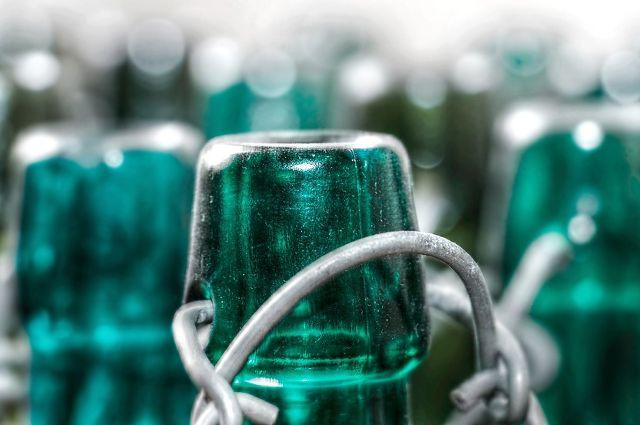 Уватского форточника выдали отпечатки пальцев на бутылке