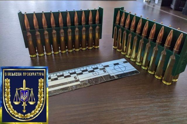 В Черниговской области тренер снайперов нелегально сбывал патроны