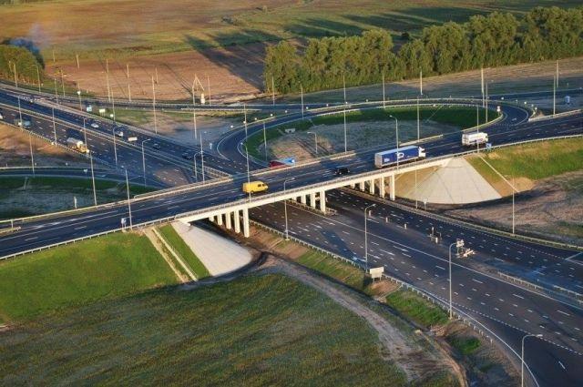 Развязки вокруг Киева будет строить компания из Азербайджана