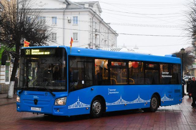 Новую модель пассажирских перевозок хотят внедрить в Ржеве и Кимрах