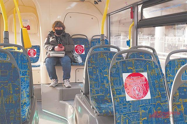 В Оренбурге автобус №20 меняет маршрут из-за ремонта дорог.