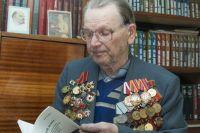 Почти 60 лет ветеран преподавал историю в сельской школе.