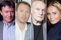 Андрей Миронов, Евгений Миронов, Александр Пороховщиков, Дана Борисова.