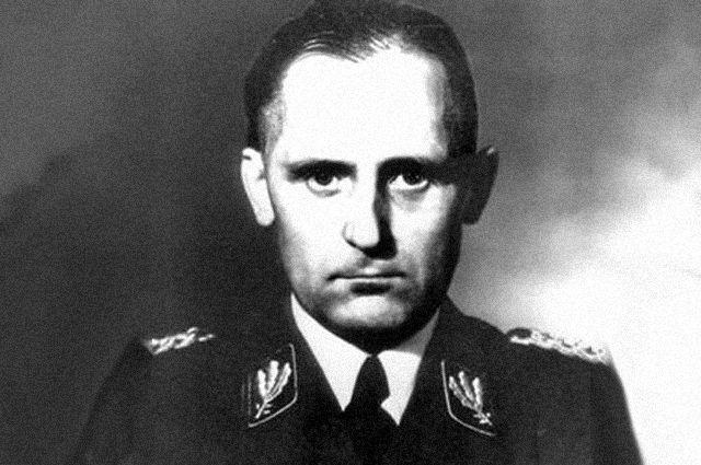 Генрих Мюллер.