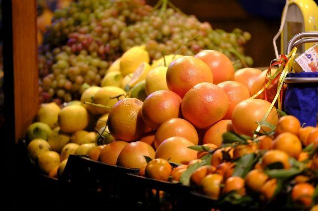В Оренбуржье цены на лимоны могут снизиться к середине мая.