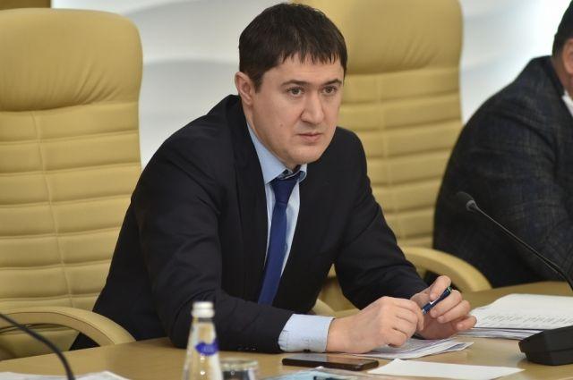 Отдельное внимание глава Прикамья обратил на количество ИВЛ в Кудымкаре.