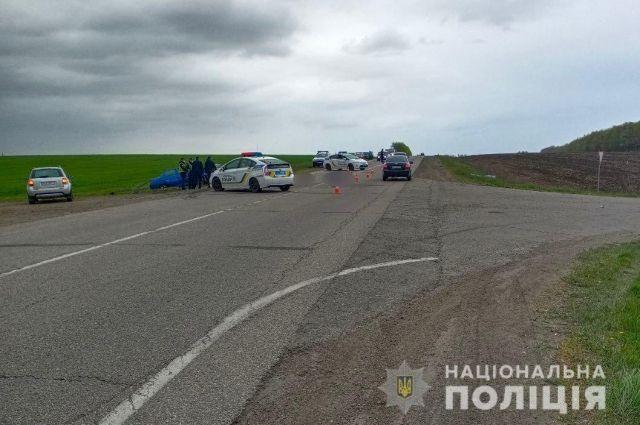 В Харькове на автодороге произошло ДТП: есть погибшие