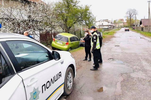 В Ивано-Франковской области пьяный водитель сбил детей и сбежал с места ДТП
