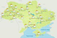 Погода на 27 апреля: прохладно и ветрено