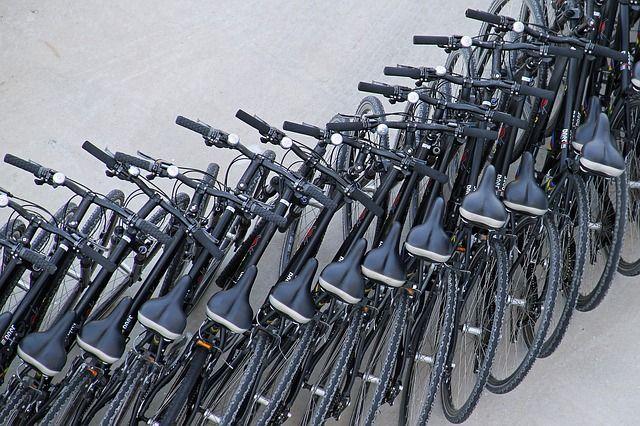 В Калининграде задержали троих похитителей велосипедов