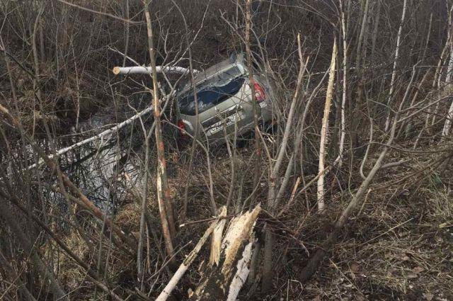 На тюменских дорогах в ДТП пострадали десять человек