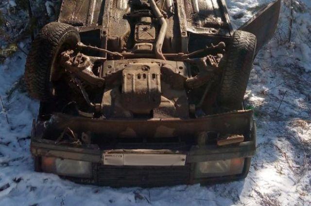 В Удмуртии в ДТП пострадала 20-летняя девушка на «ВАЗ-21074»