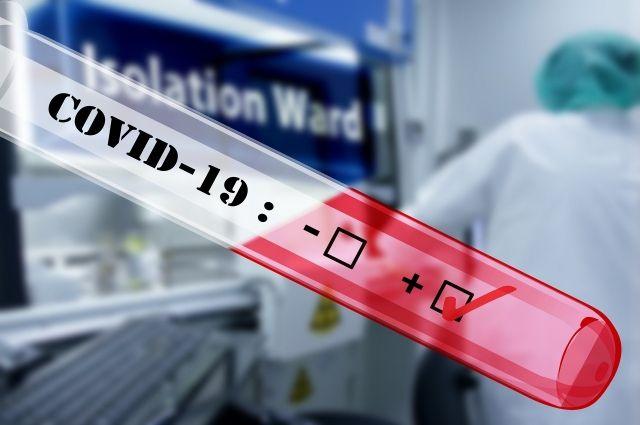 В ишимскую больницу поступили двое заболевших коронавирусом