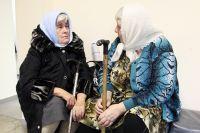 Соседи могут заметить изменения в поведении пожилого одинокого человека.
