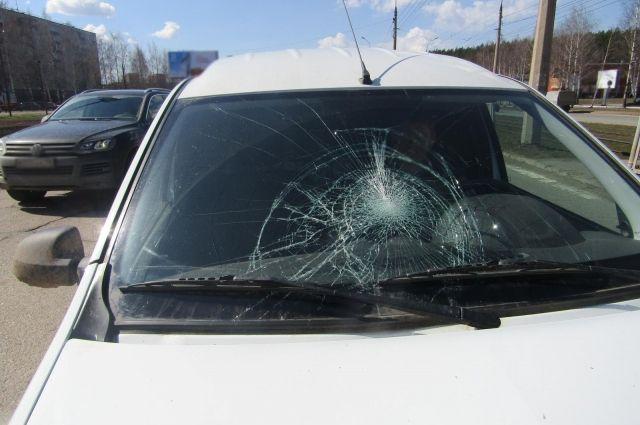 В Ижевске водитель «Лады» сбил 76-летнего мужчину