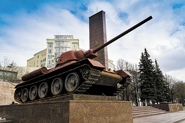 Жители Перми внесли огромный вклад в Победу, поэтому реконструкция памятников – это восстановление исторической справедливости.