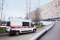 Всего в Петербурге пациентов с коронавирусом принимают 14 медучреждений, в которых 5,5 тысяч коек.