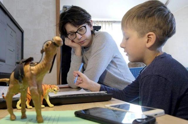 Родители считают, что на них в принудительной форме спихнули образование детей.