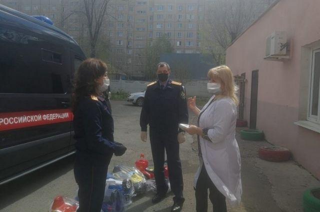 Врачи оценили состояние избитого в Соль-Илецке ребенка.