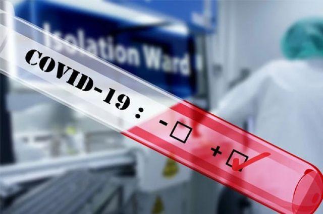 В Удмуртии зарегистрировано 10 новых случаев заражения COVID-19
