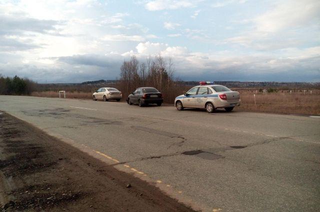 2-летний мальчик пострадал в ДТП на трассе «Ижевск – Аэропорт»