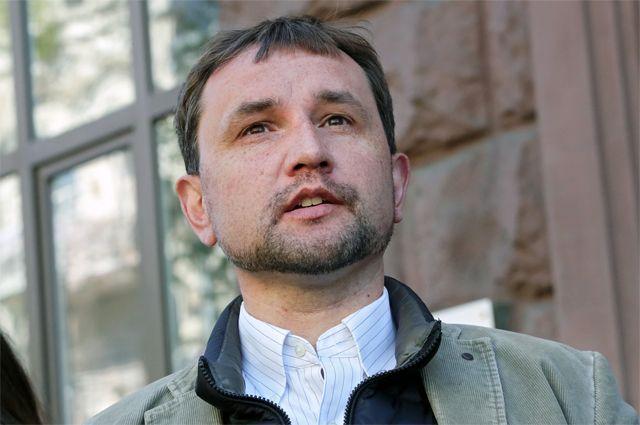 Владимир Вятрович.
