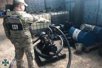 В Киевской области производили некачественный антисептик для ВСУ