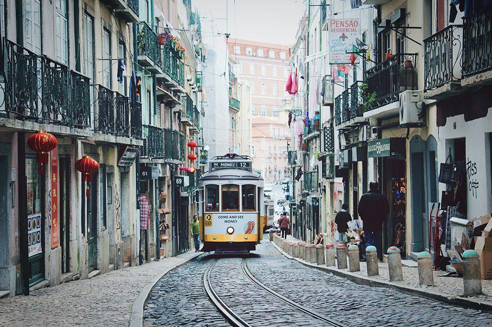 Лиссабон, Португалия. Город может похвастаться одним из крупнейших в Европе фермерских рынков, а также программами переработки.