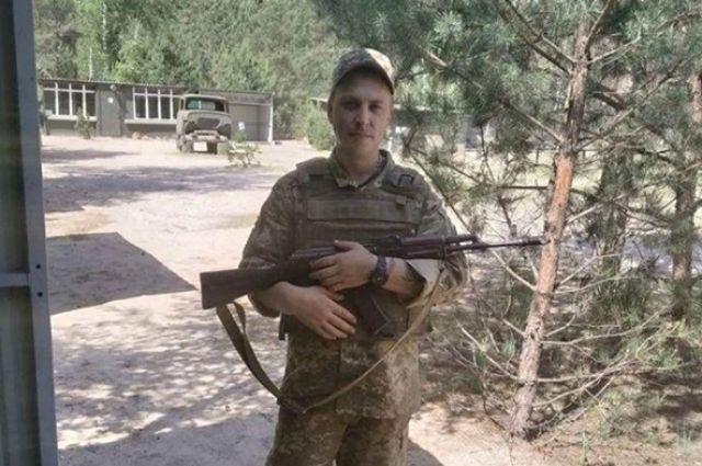 На Донбассе погиб военнослужащий из Запорожской области