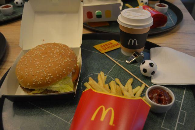 В Ульяновской области откроют ещё три ресторана «Макдональдс»