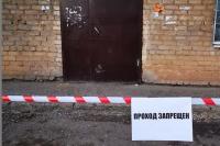 В Оренбурге закрыт на карантин дом №66 на пер. Тупом.
