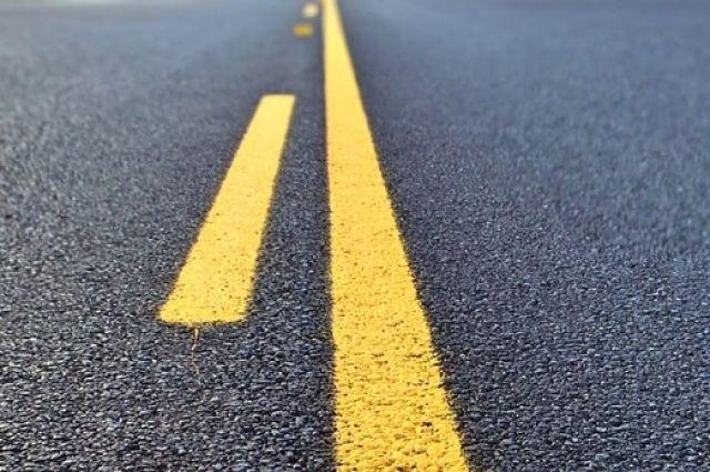 На участке автодороги Тюмень - Ханты-Мансийск ввели реверсивное движение