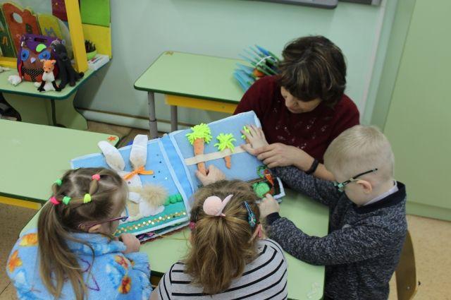 С этого года братья и сестры пойдут в один детский сад, родство станет в решении вопроса приоритетным.