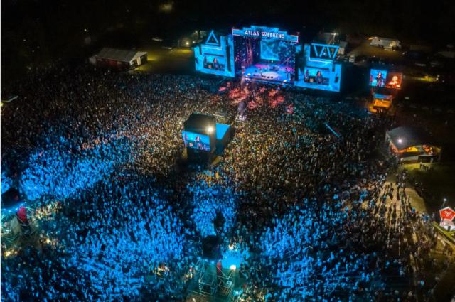 В Киеве отменили фестиваль Atlas Weekend
