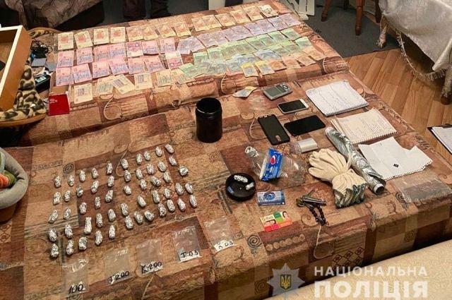 В Закарпатской области обезвредили банду наркоторговцев