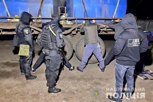В Одесской области пресекли кражу удобрений на полмиллиона гривен