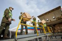 В Украину прибыл последний рейс с медпомощью, который курировал ОПУ