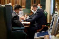 Зеленский поручил правительству создать план по выходу страны из карантина